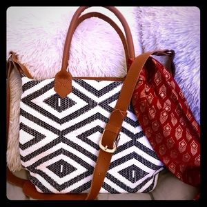 Tribe Alive bag from Rachel Zoe's Box of Style